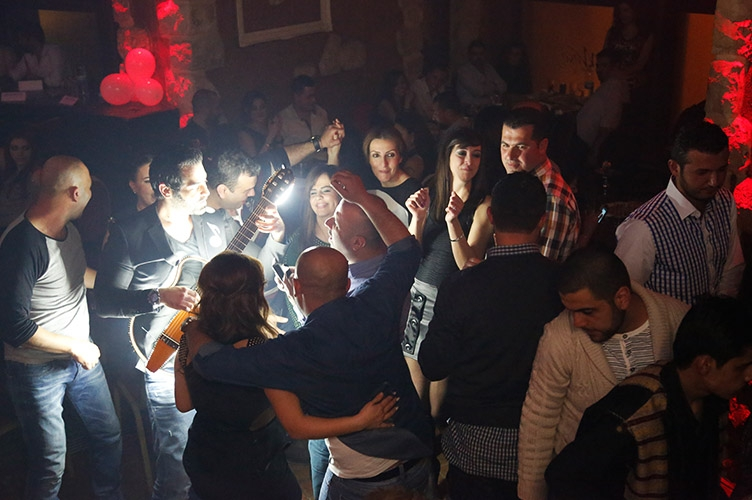 masa night club massabki hotel lebanon