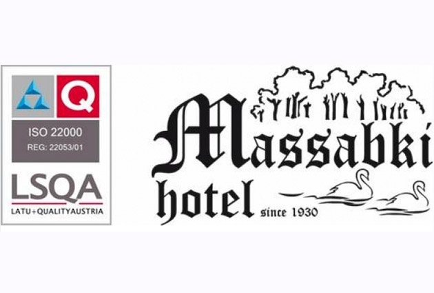 Massabki Hotel is certified ISO