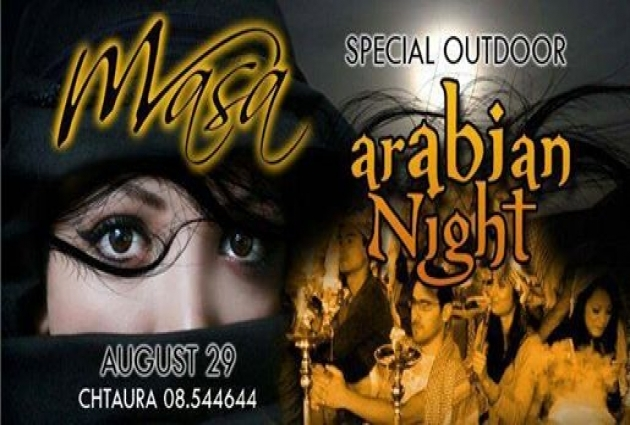 2014 Arabian Night